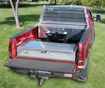 5th Wheelers Need Storage Take A Look At These Truck Tool