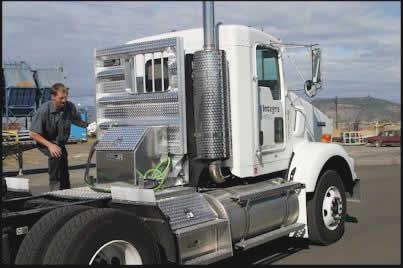 Semi Truck Headache Racks Amp Cab Guards Semi Truck Tool