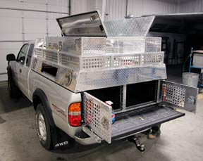 Custom Tool Boxes For Trucks Pickup Trucks Semi Tool