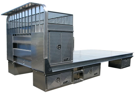 ALUMINUM TRUCK FLATBED BODIES | TRUCK BODY | STAKE BODIES | CUSTOM