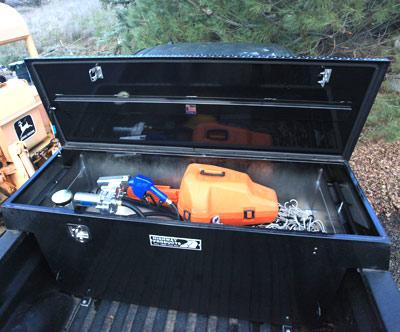 fuel tank tool box pickup 2