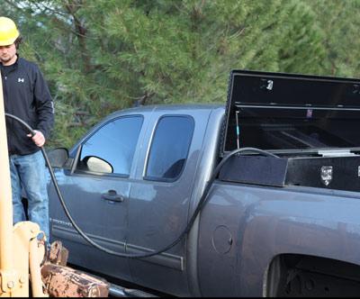 Fuel Transfer Tanks Biodisel Equipment Processor Tanks Truck Fuel