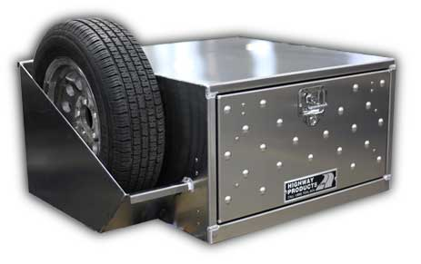 Suv Lock Up Box For Tool And Equipment Storage ...