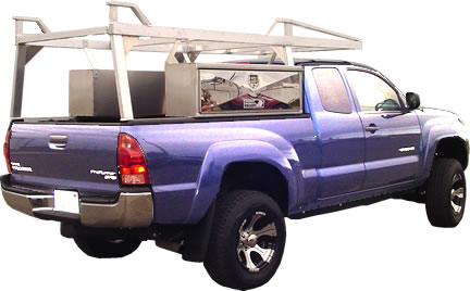 Truck Pipe Rack >> Ladder Racks Pickup Truck Lumber Racks Truck Racks Utility