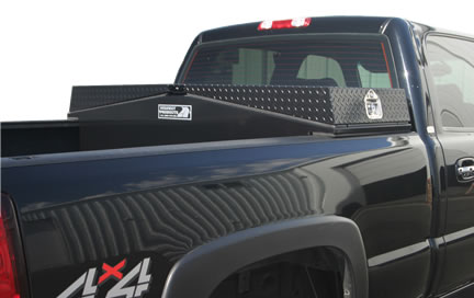 Black Truck Box By Highway Products