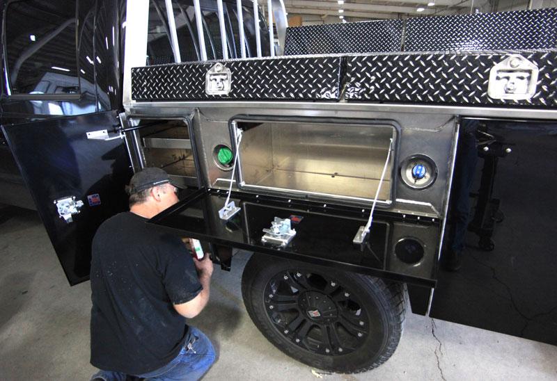 Utility Bodies For Ford Ranger