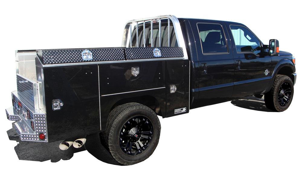 Truck Beds Work Truck Beds