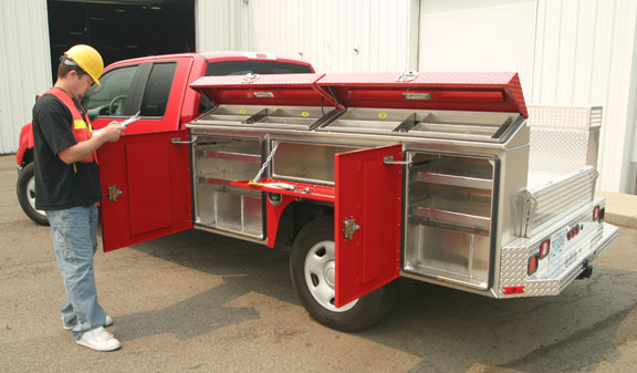 Reading Truck Beds Accessories