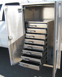 utility body for service truck & TRUCK BODY | SERVICE BODIES | TRUCK BEDS | UTILITY BODY | ALUMINUM ...