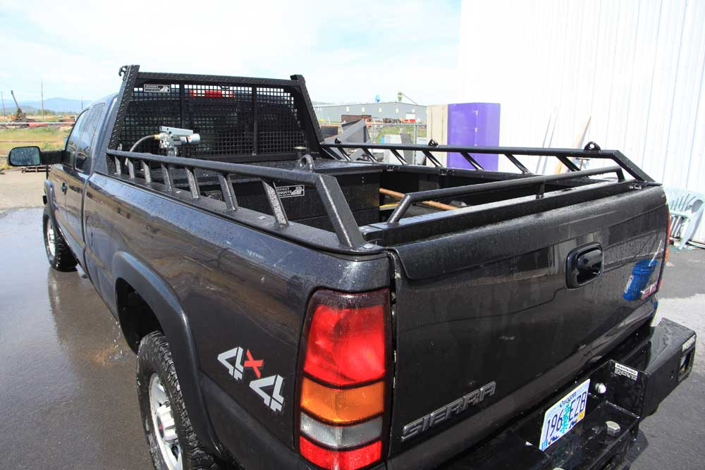 Highway Products Heavy Gauge Truck Rack Truck Bed Racks
