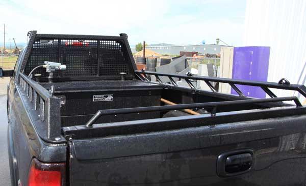 Highway Products Heavy Gauge Truck Rack Truck Bed Racks Pickup Truck Racks