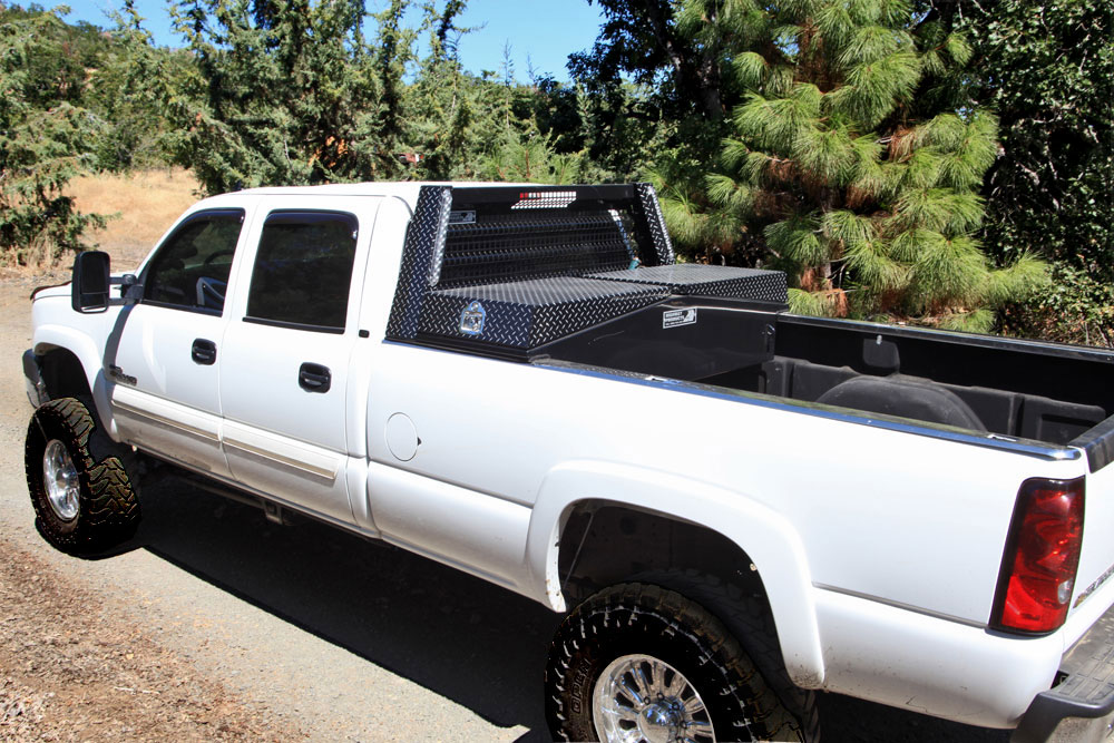 Truck Tool Bo For Pickup Trucks By Highway Products